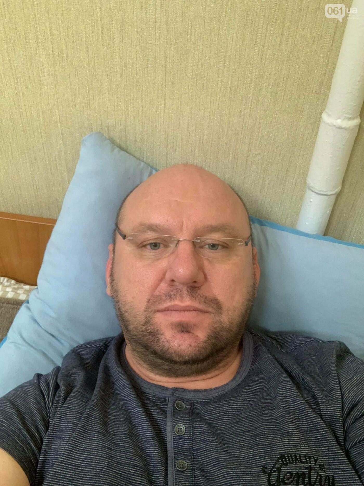 У новоизбранного мэра Васильевки диагностировали COVID-19 , фото-3