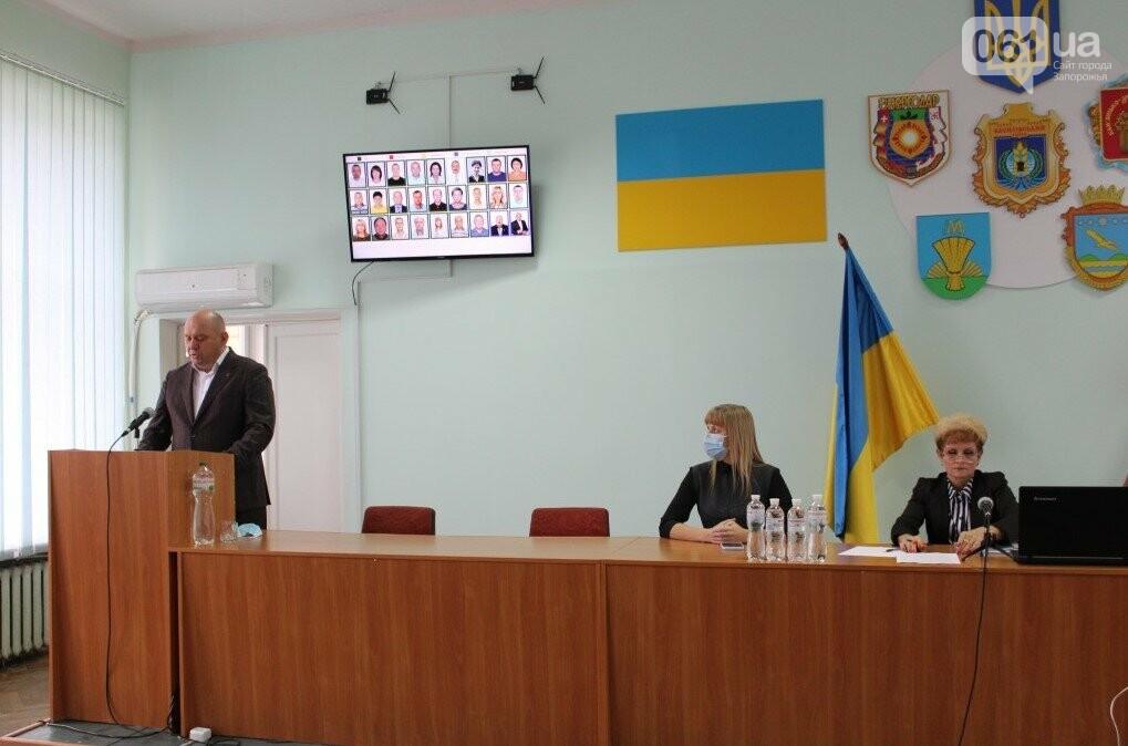 У новоизбранного мэра Васильевки диагностировали COVID-19 , фото-9