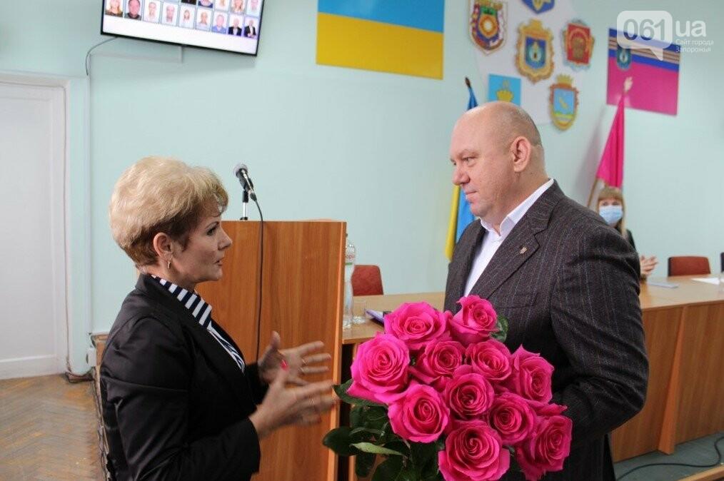 У новоизбранного мэра Васильевки диагностировали COVID-19 , фото-8