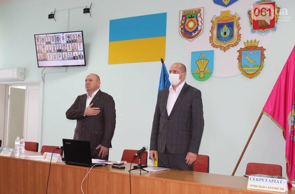 У новоизбранного мэра Васильевки диагностировали COVID-19 , фото-6