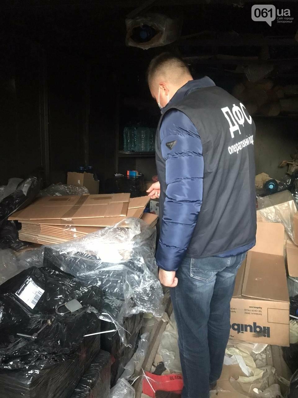 В Запорожской области обнаружили 2,5 тонны фальсифицированного алкоголя, фото-10