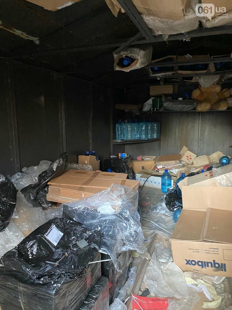 В Запорожской области обнаружили 2,5 тонны фальсифицированного алкоголя, фото-15