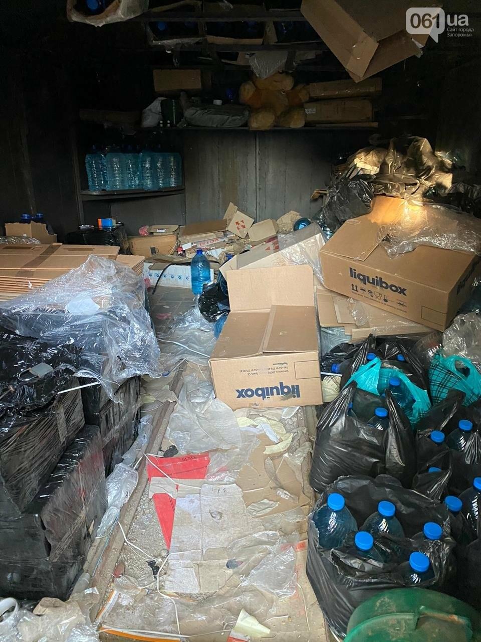 В Запорожской области обнаружили 2,5 тонны фальсифицированного алкоголя, фото-13