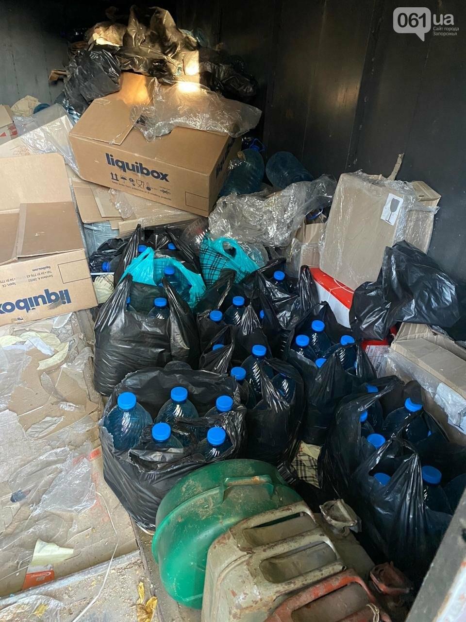 В Запорожской области обнаружили 2,5 тонны фальсифицированного алкоголя, фото-9