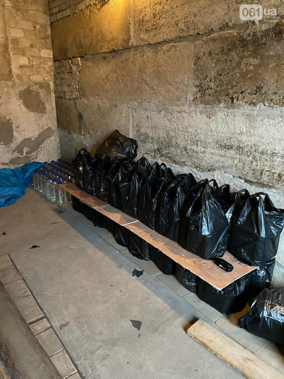В Запорожской области обнаружили 2,5 тонны фальсифицированного алкоголя, фото-6