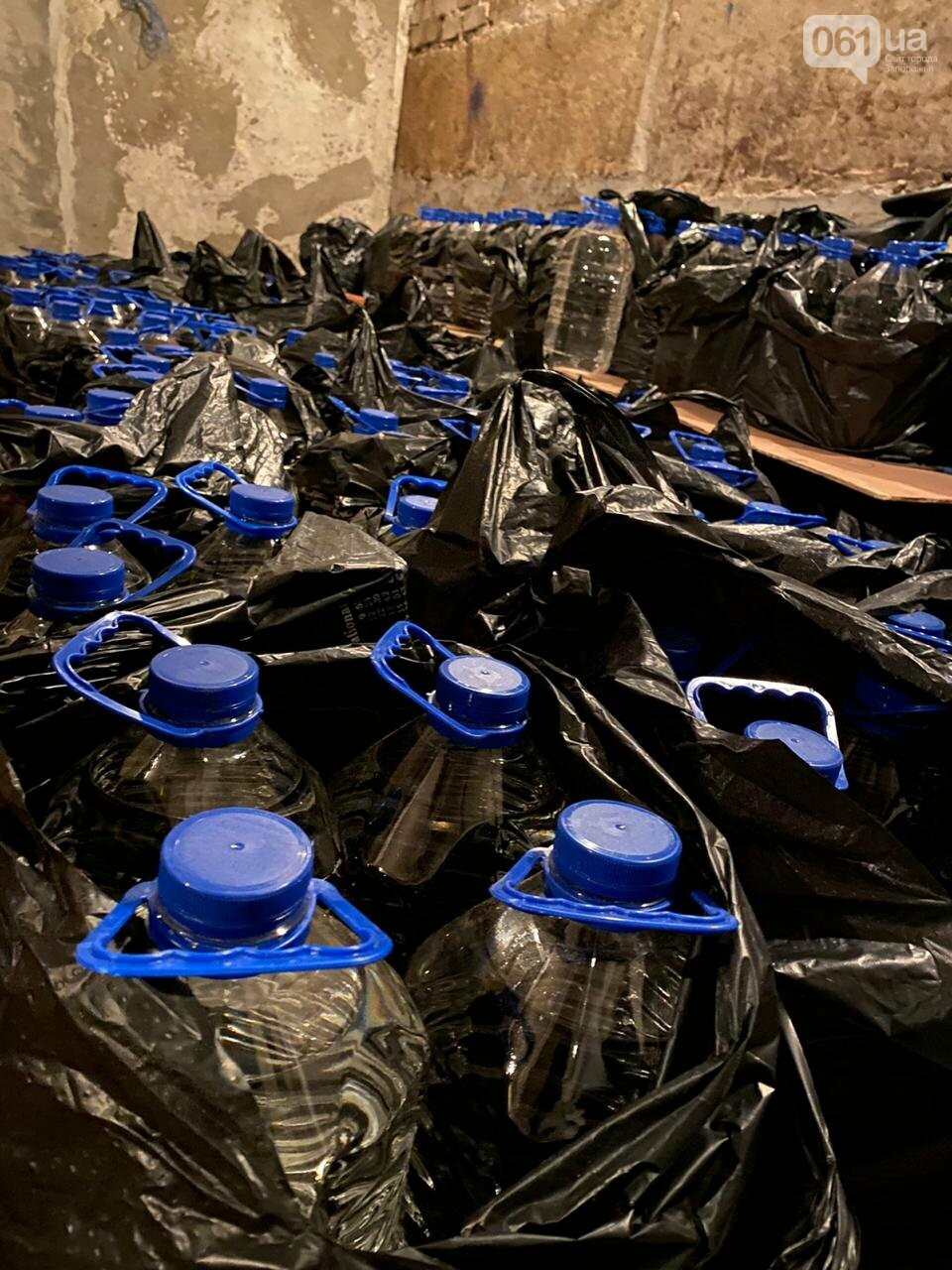 В Запорожской области обнаружили 2,5 тонны фальсифицированного алкоголя, фото-3