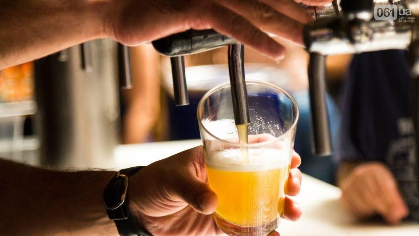 Точка продажи разливного пива: особенности открытия и ведения бизнеса в Украине, фото-1