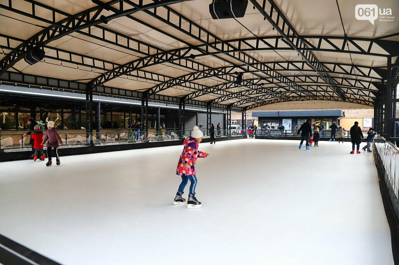 Где в Запорожье покататься на коньках: график, цены, локации , фото-2