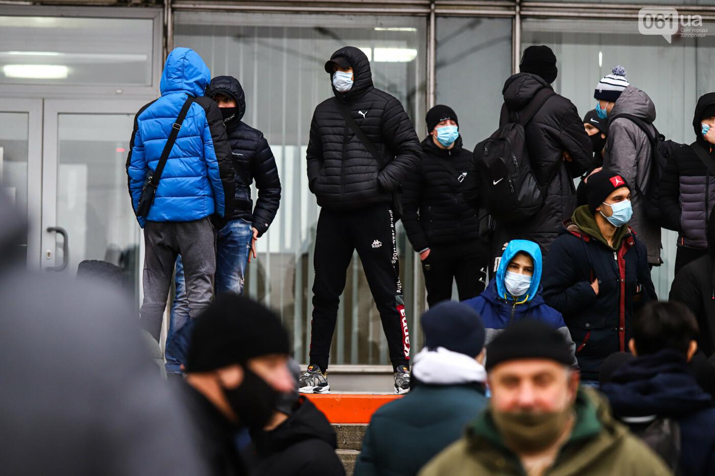 Митинг под зданием облсовета в фотографиях, фото-11