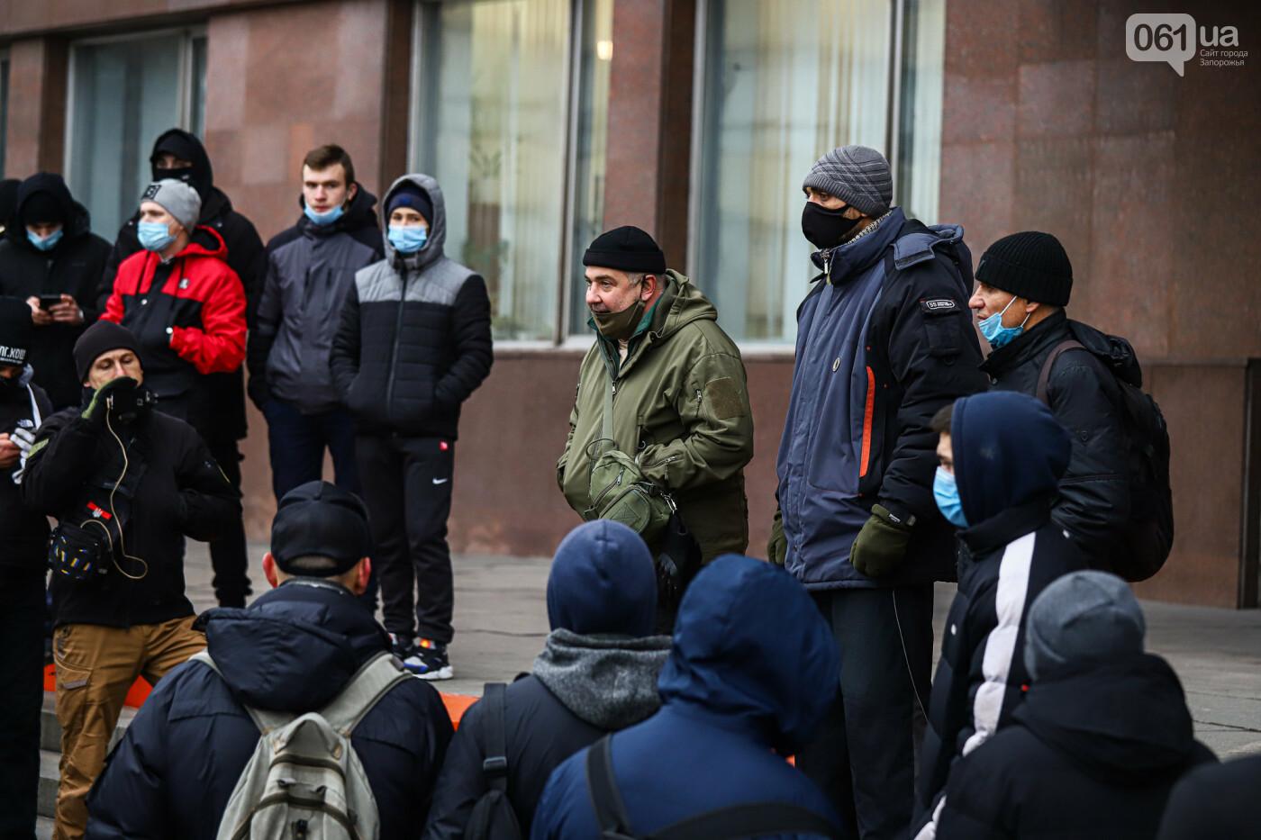 Митинг под зданием облсовета в фотографиях, фото-23