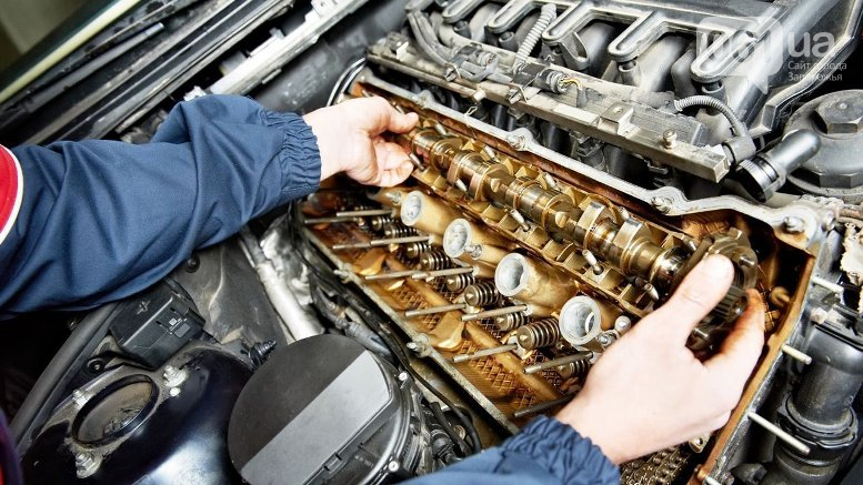 Как происходит ремонт двигателя на авто, фото-2