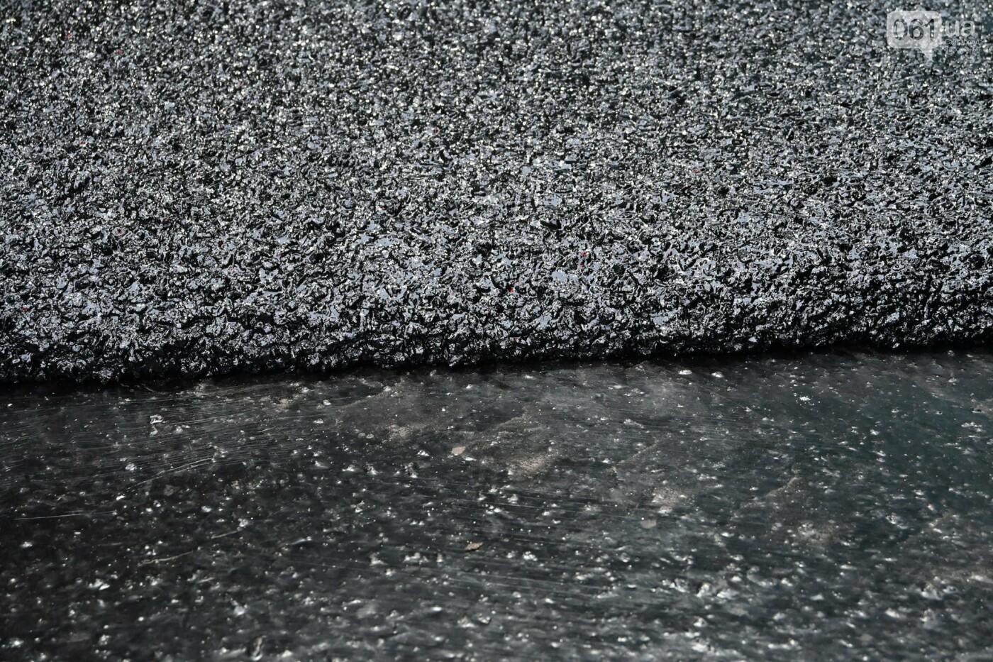 В Службе автодорог показали технологию укладки гусасфальта на строительстве мостов, - ФОТО, ВИДЕО, фото-2
