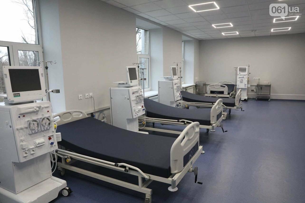 В запорожском центре нефрологии увеличили число залов и обещают закрыть очередь на диализ, фото-3