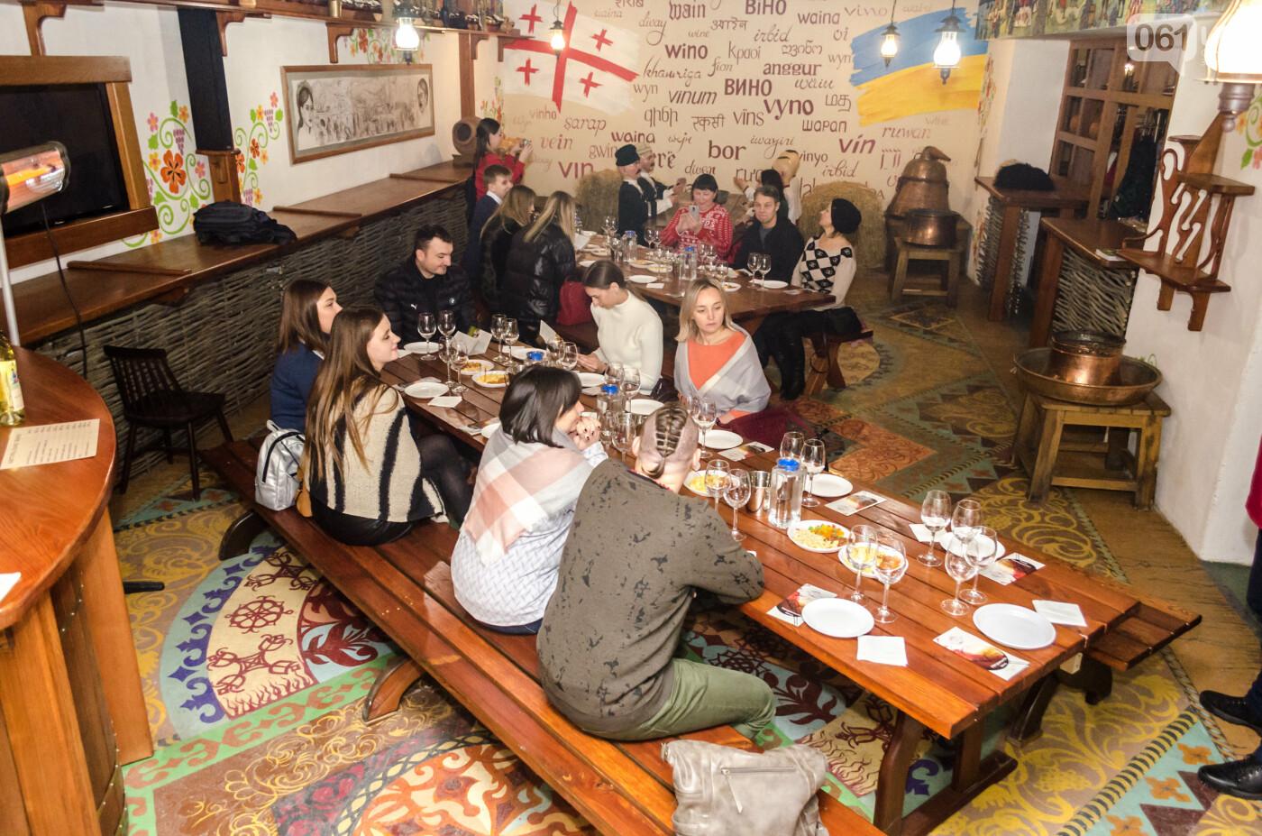Праздник в бокале. Встречаем Рождество на винной дегустации. , фото-1