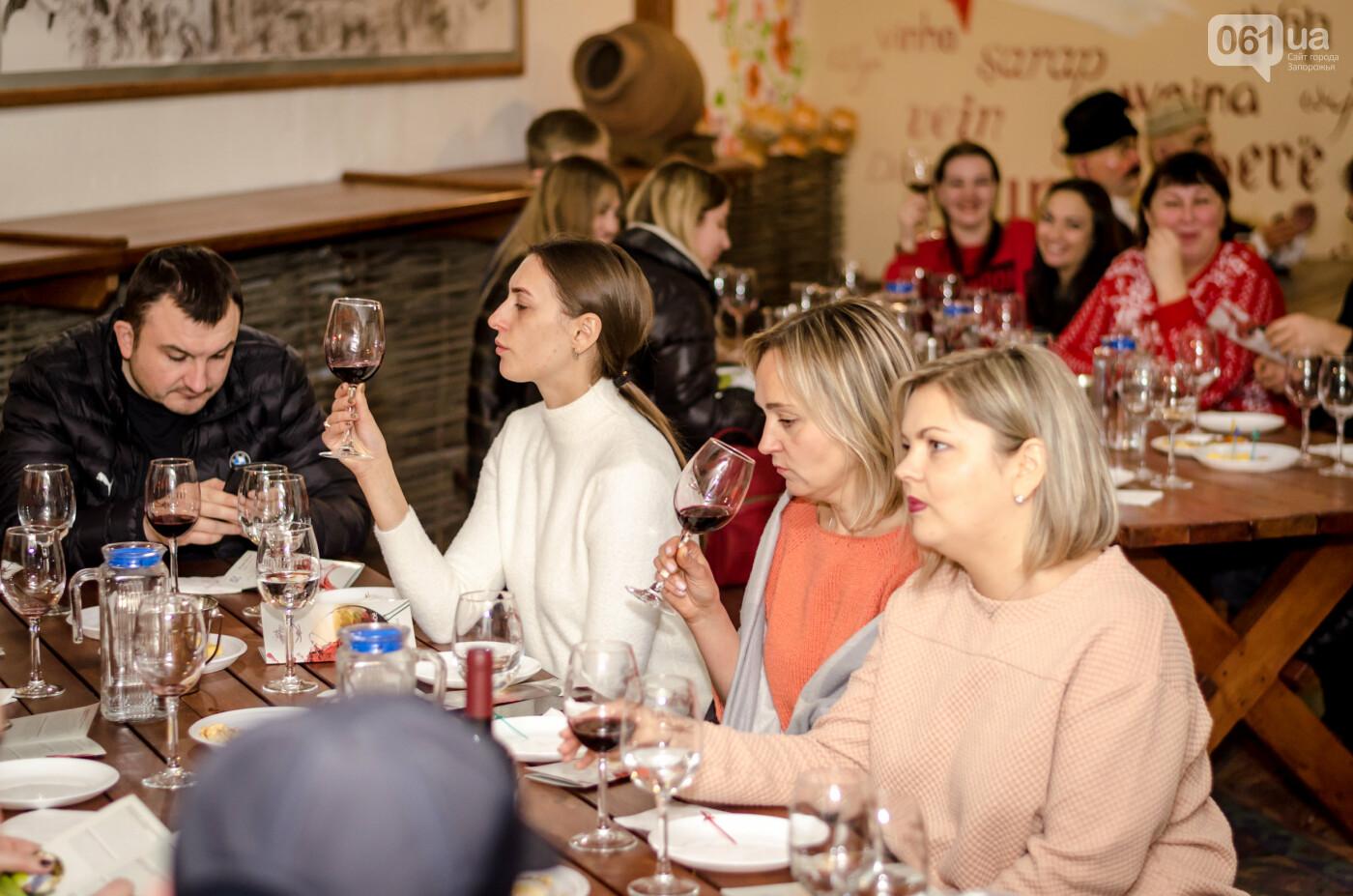Праздник в бокале. Встречаем Рождество на винной дегустации. , фото-7