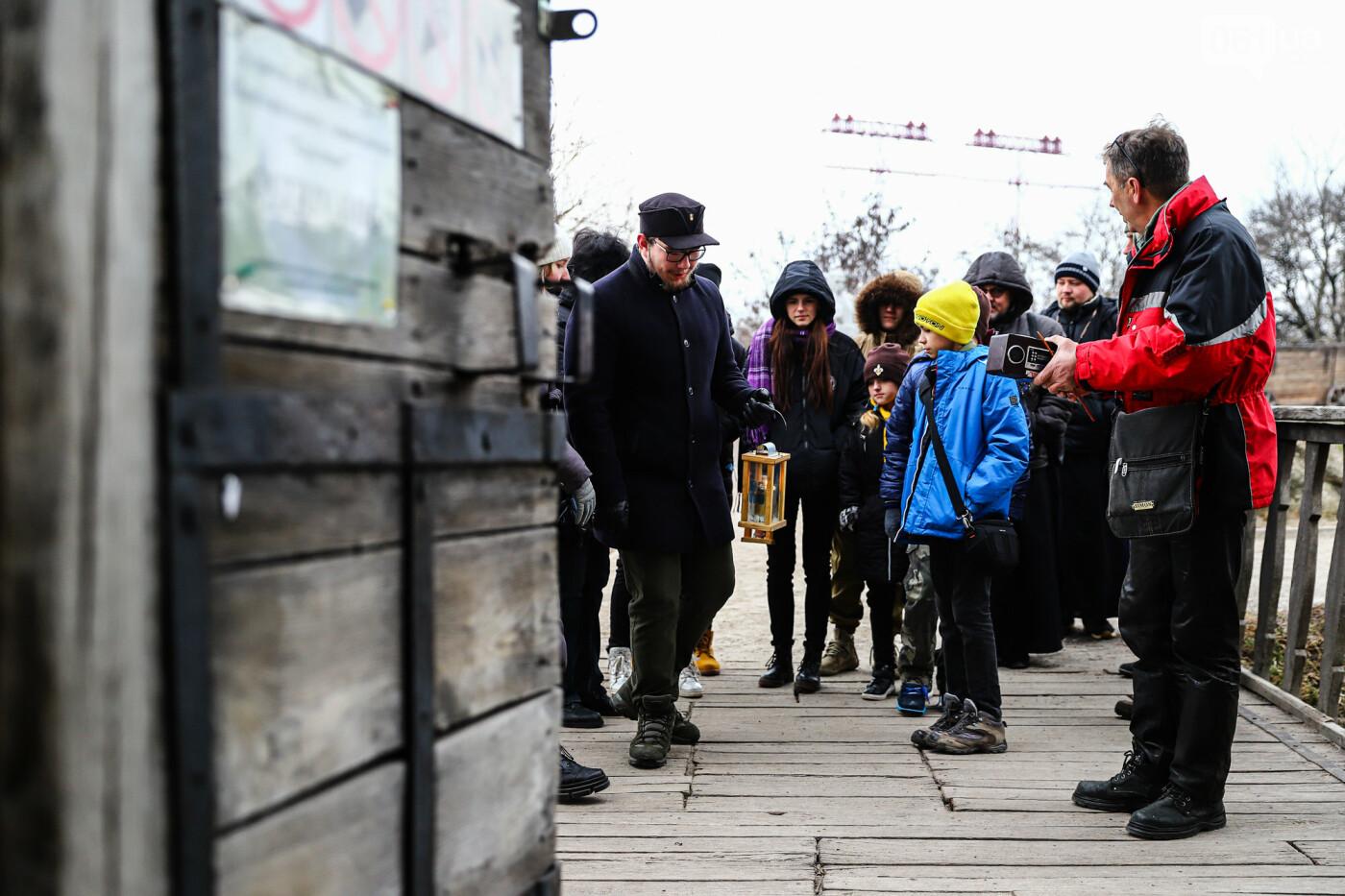 На Хортице скауты передали священникам Вифлеемский огонь, - ФОТОРЕПОРТАЖ, фото-1