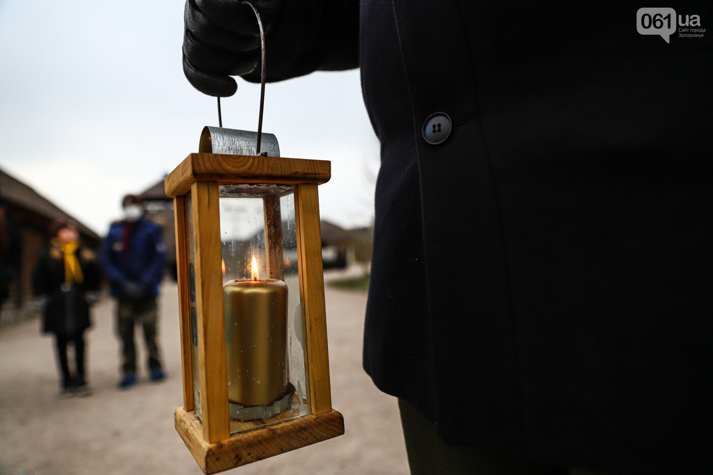 На Хортице скауты передали священникам Вифлеемский огонь, - ФОТОРЕПОРТАЖ, фото-4