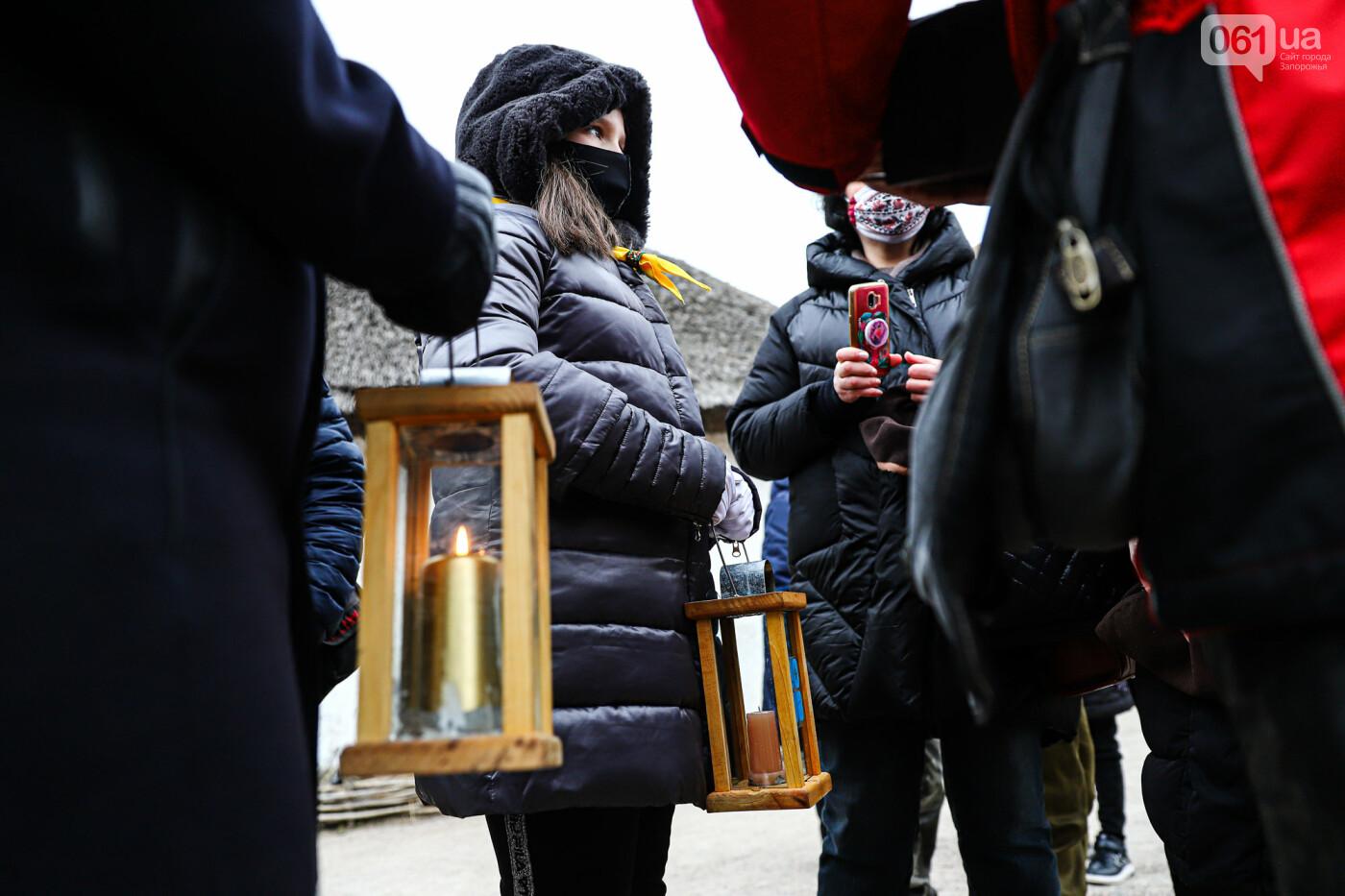 На Хортице скауты передали священникам Вифлеемский огонь, - ФОТОРЕПОРТАЖ, фото-8