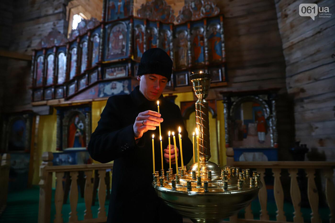 На Хортице скауты передали священникам Вифлеемский огонь, - ФОТОРЕПОРТАЖ, фото-17