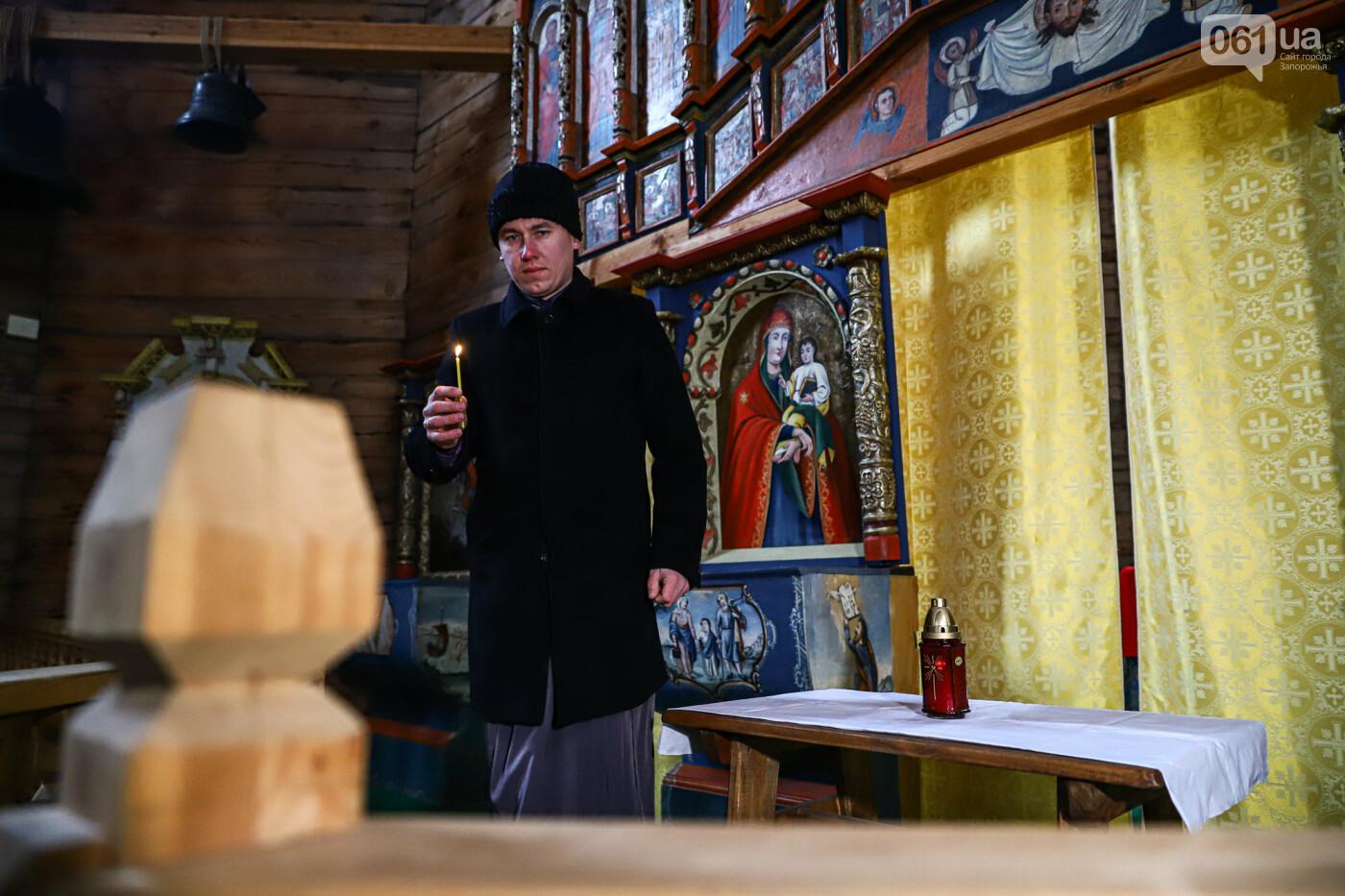 На Хортице скауты передали священникам Вифлеемский огонь, - ФОТОРЕПОРТАЖ, фото-16