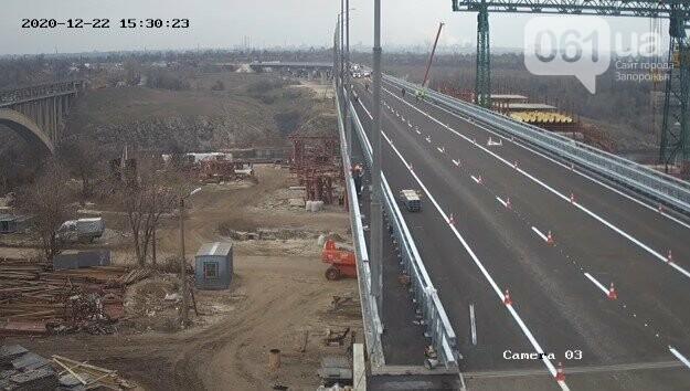 В Запорожье из-за открытия балочного моста изменится движение транспорта , фото-1
