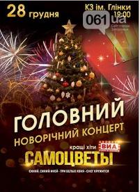 Афиша предновогодних концертов и праздничных мероприятий в Запорожье, фото-3