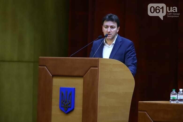 Депутаты Запорожского облсовета собрались на сессию, часть народных избранников говорят, что она нелегитимна , фото-11