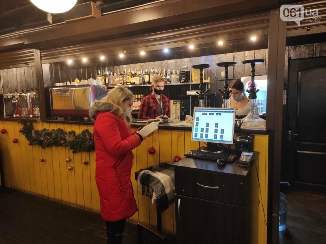 В парикмахерских и продуктовых магазинах Запорожской области фиксируют наибольшее число карантинных нарушений, фото-3
