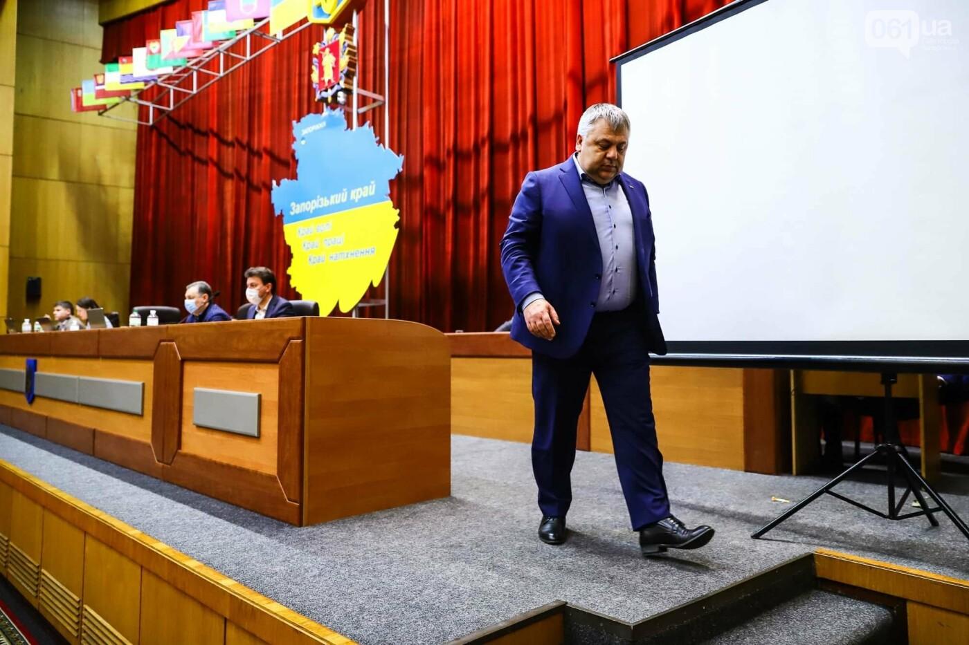 Глава Запорожского облсовета подал в отставку  , фото-5