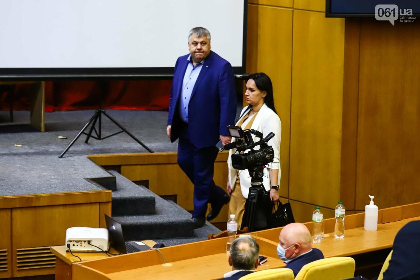 Глава Запорожского облсовета подал в отставку  , фото-2