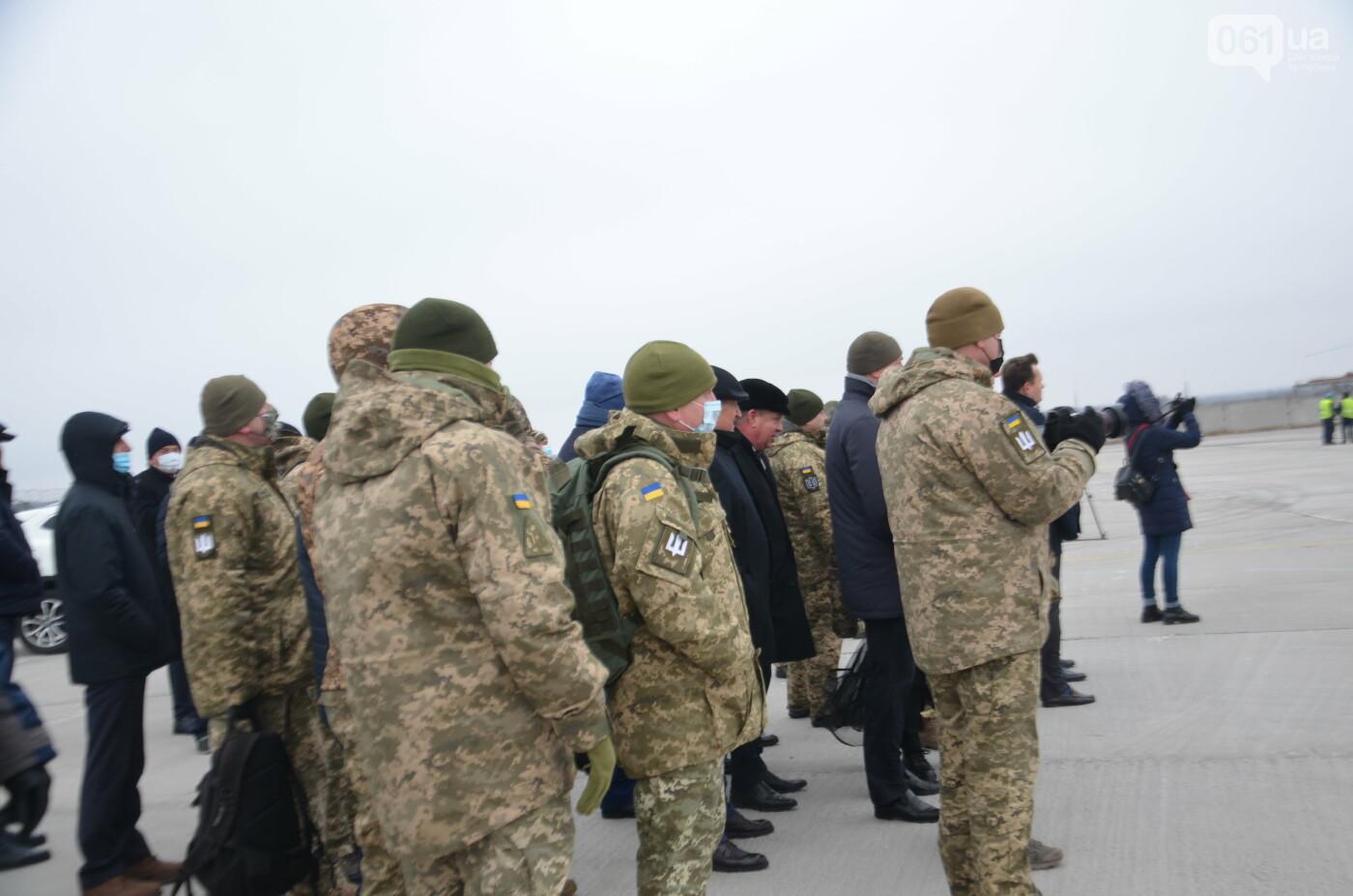 В Запорожье прошли первые испытания новых лопастей для военных вертолетов, - ФОТО, фото-14