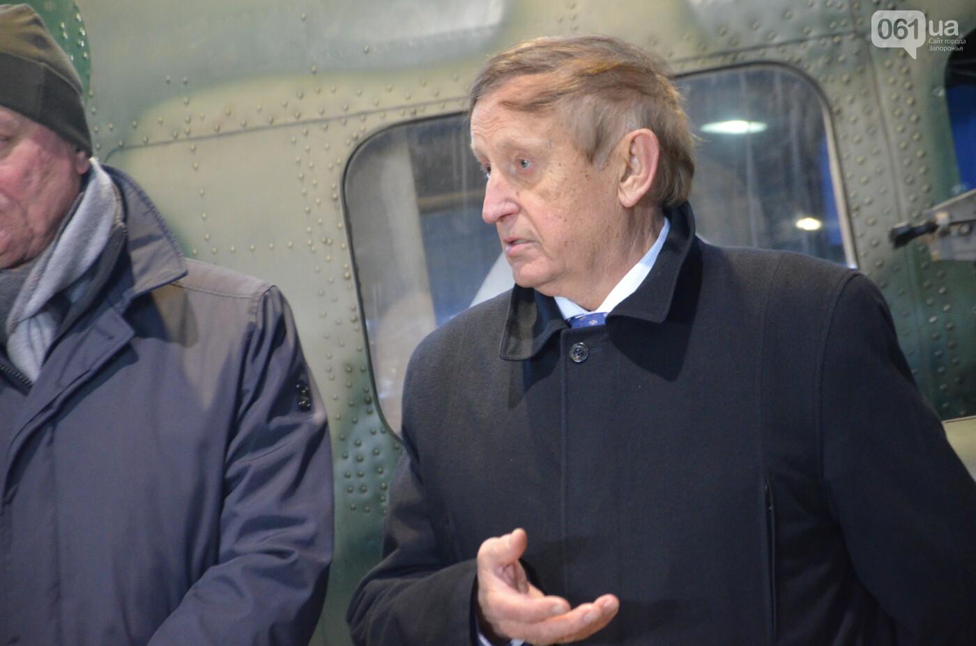В Запорожье прошли первые испытания новых лопастей для военных вертолетов, - ФОТО, фото-4