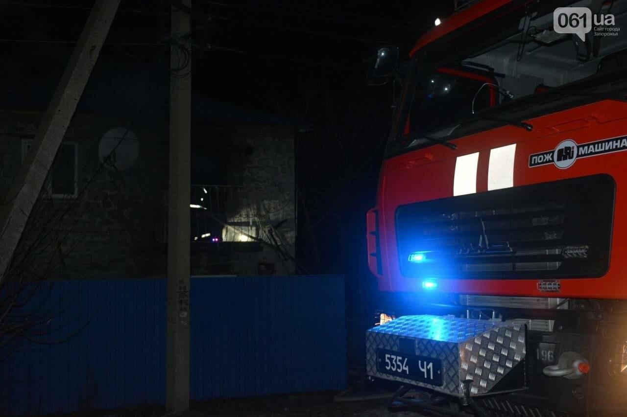 Под Запорожьем пожарные спасли мужчину, который едва не погиб из-за неосторожного обращения с огнем, фото-5