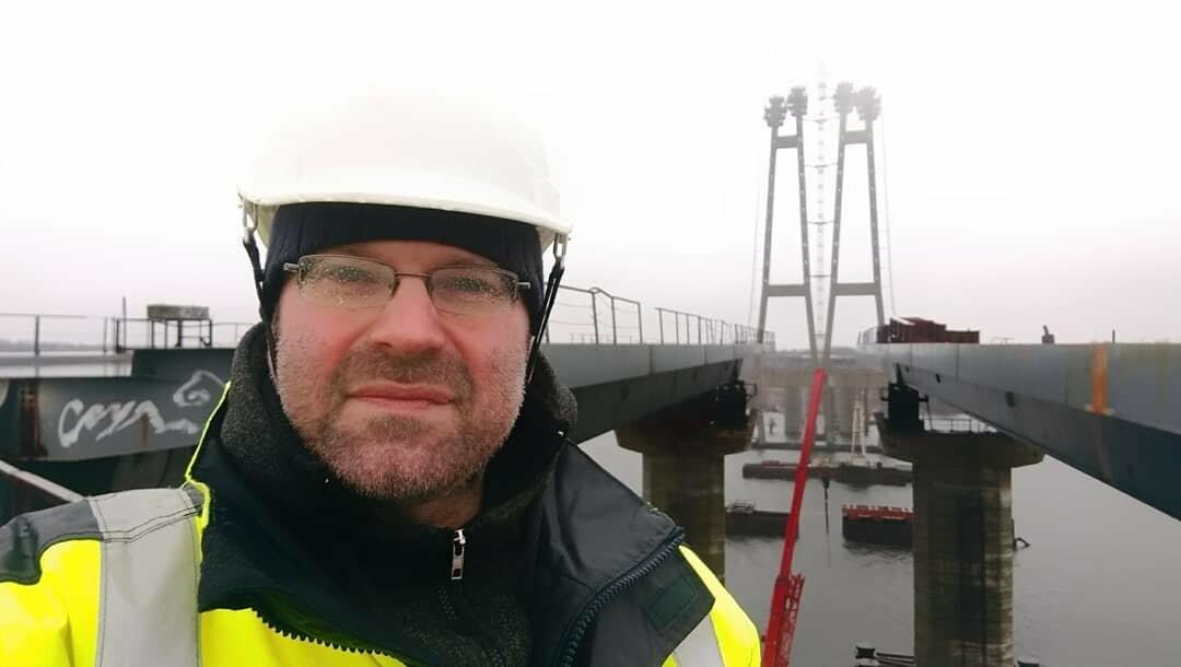 """""""Большую часть недочетов уже ликвидировали"""": на балочном мосту побывал независимый инфраструктурный обозреватель , фото-8"""