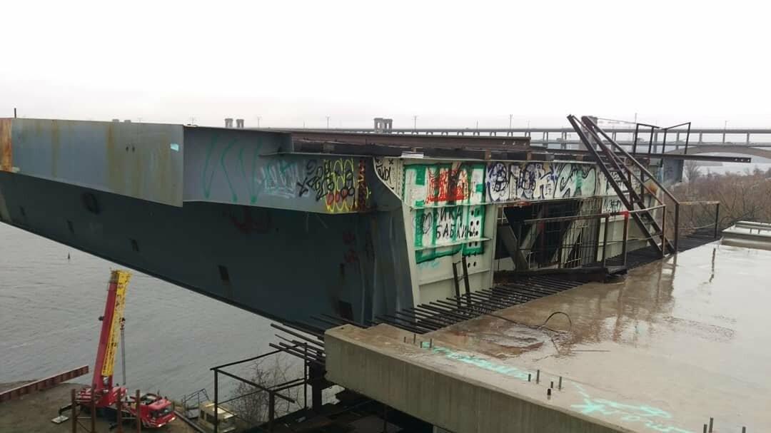 """""""Большую часть недочетов уже ликвидировали"""": на балочном мосту побывал независимый инфраструктурный обозреватель , фото-6"""