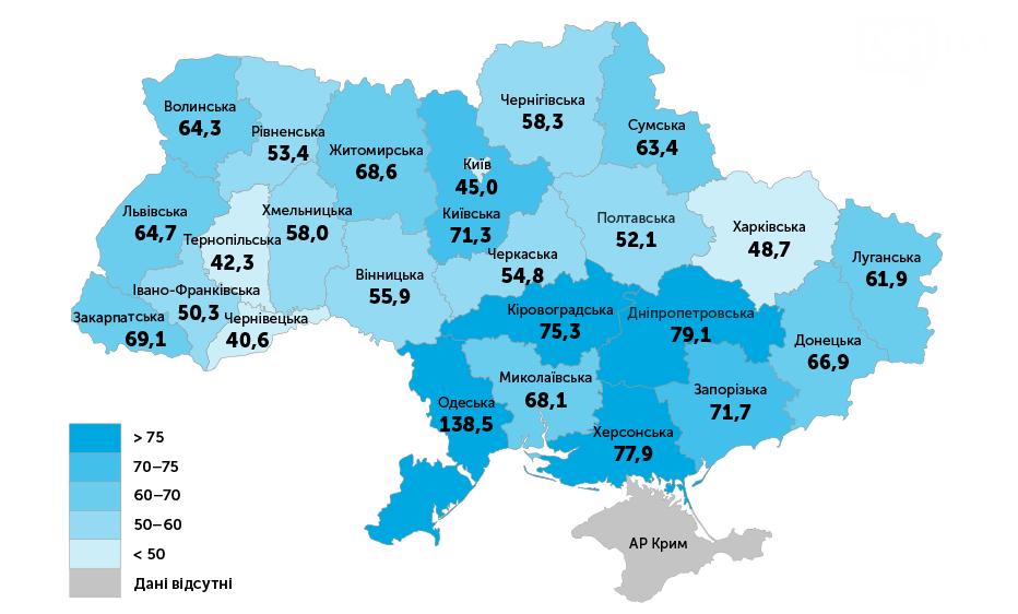 В Запорожской области фиксируют увеличение заболеваемости туберкулезом среди детей и подростков, фото-1