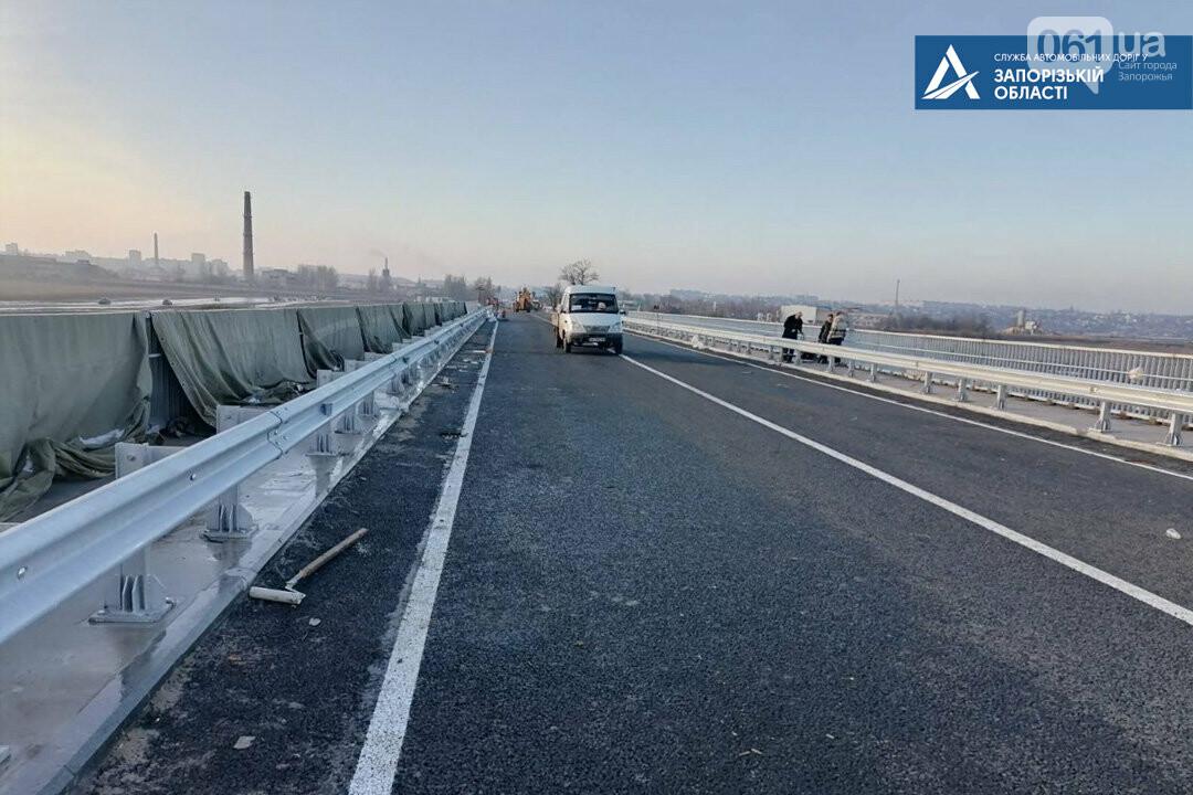 В Мелитополе завершился ремонт моста, построенного 50 лет назад , фото-1