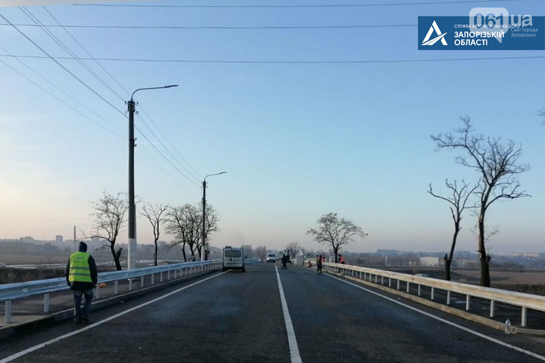 В Мелитополе завершился ремонт моста, построенного 50 лет назад , фото-2