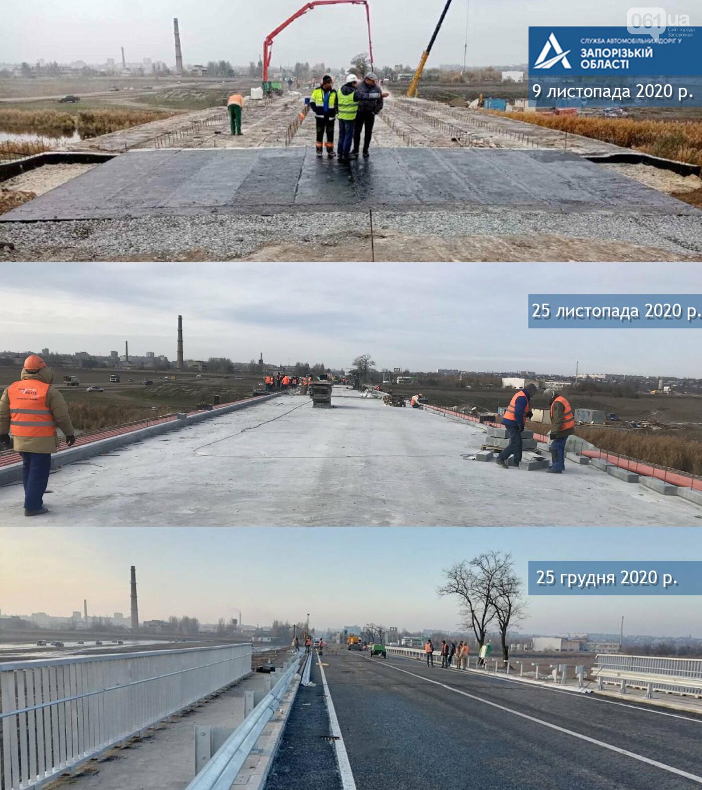 В Мелитополе завершился ремонт моста, построенного 50 лет назад , фото-3