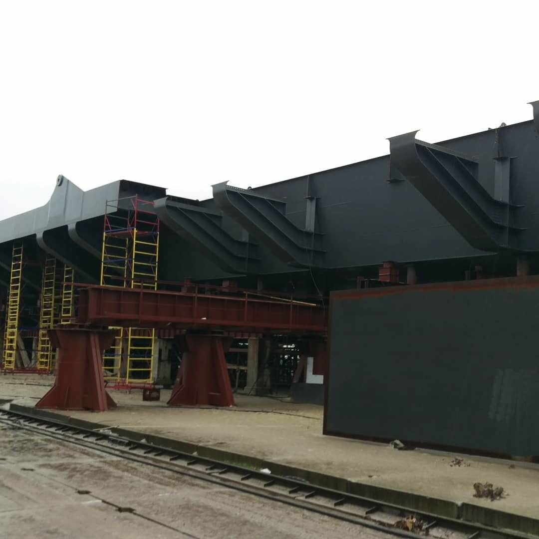 В январе планируют смонтировать первую секцию вантового моста в Запорожье - инфраструктурный обозреватель  , фото-4