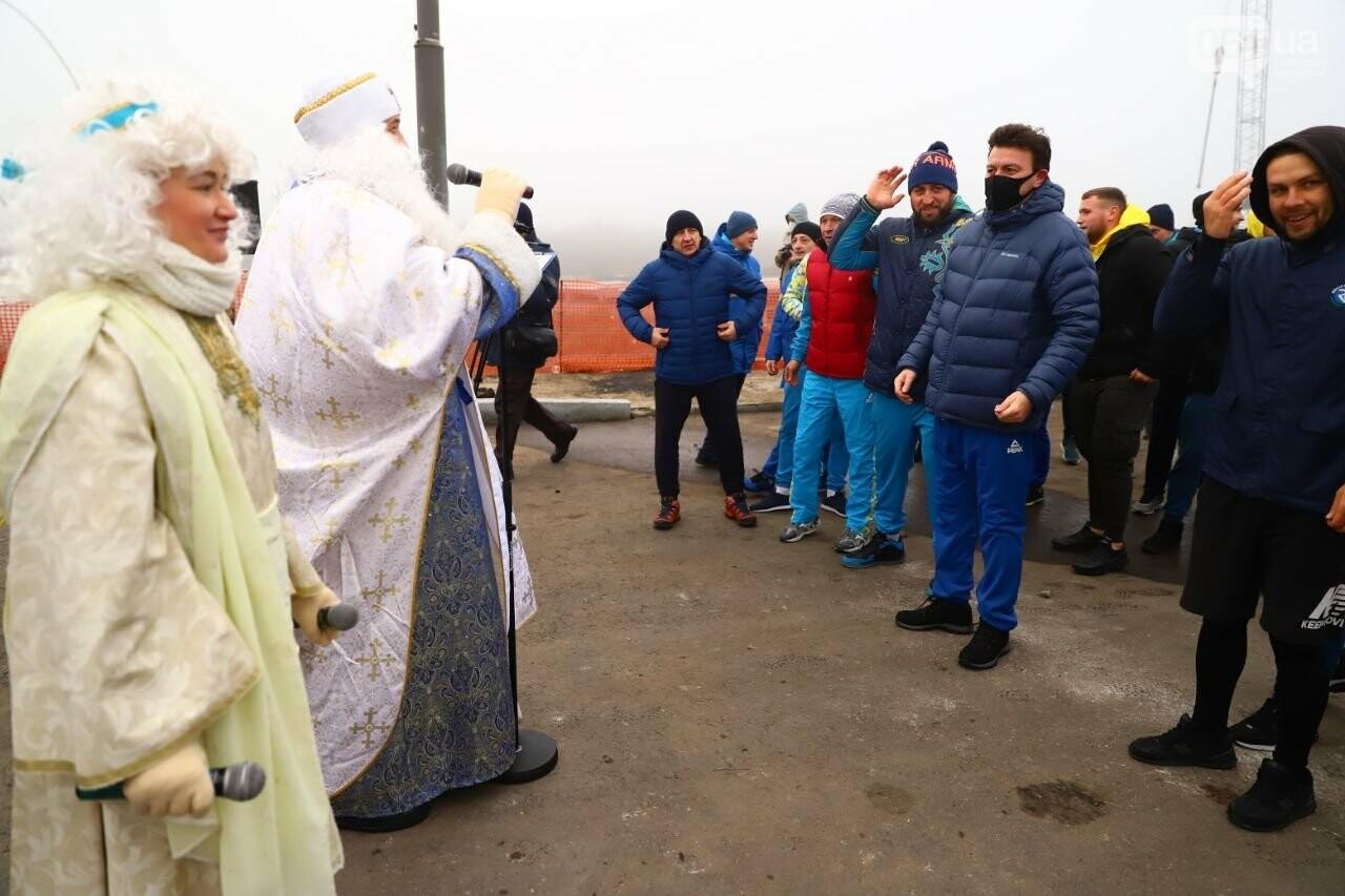 Запорожский губернатор вывел на пробежку спортсменов и депутатов, - ФОТОРЕПОРТАЖ, фото-7