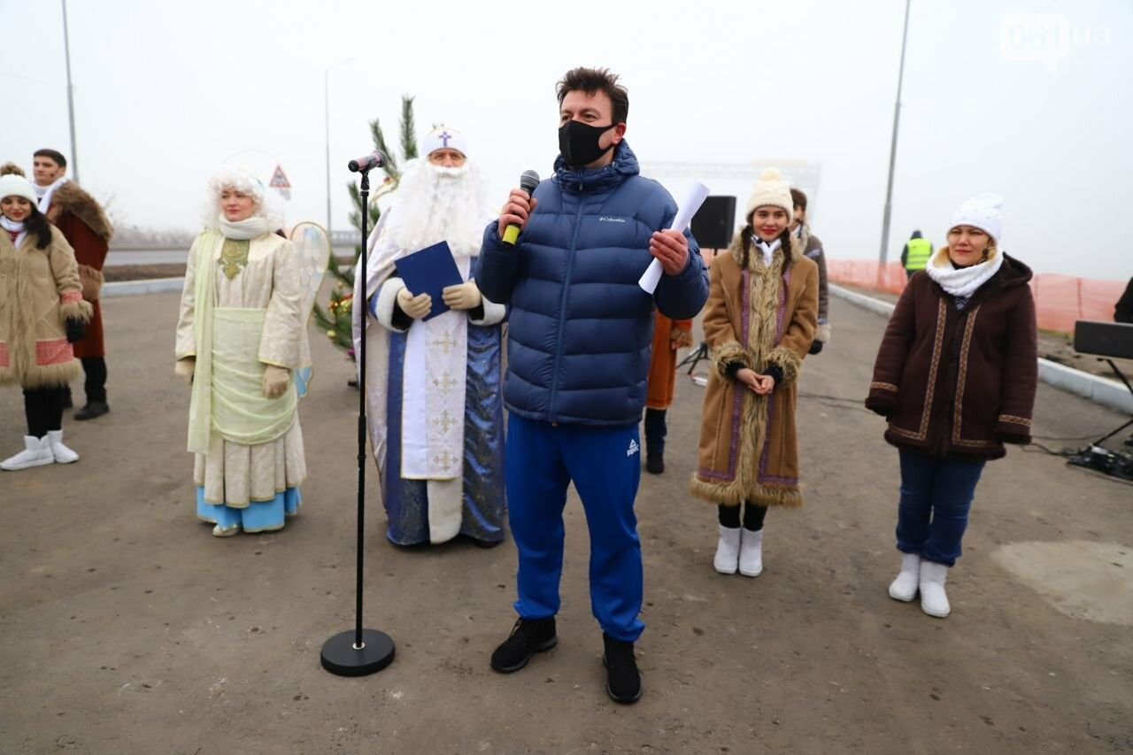 Запорожский губернатор вывел на пробежку спортсменов и депутатов, - ФОТОРЕПОРТАЖ, фото-8