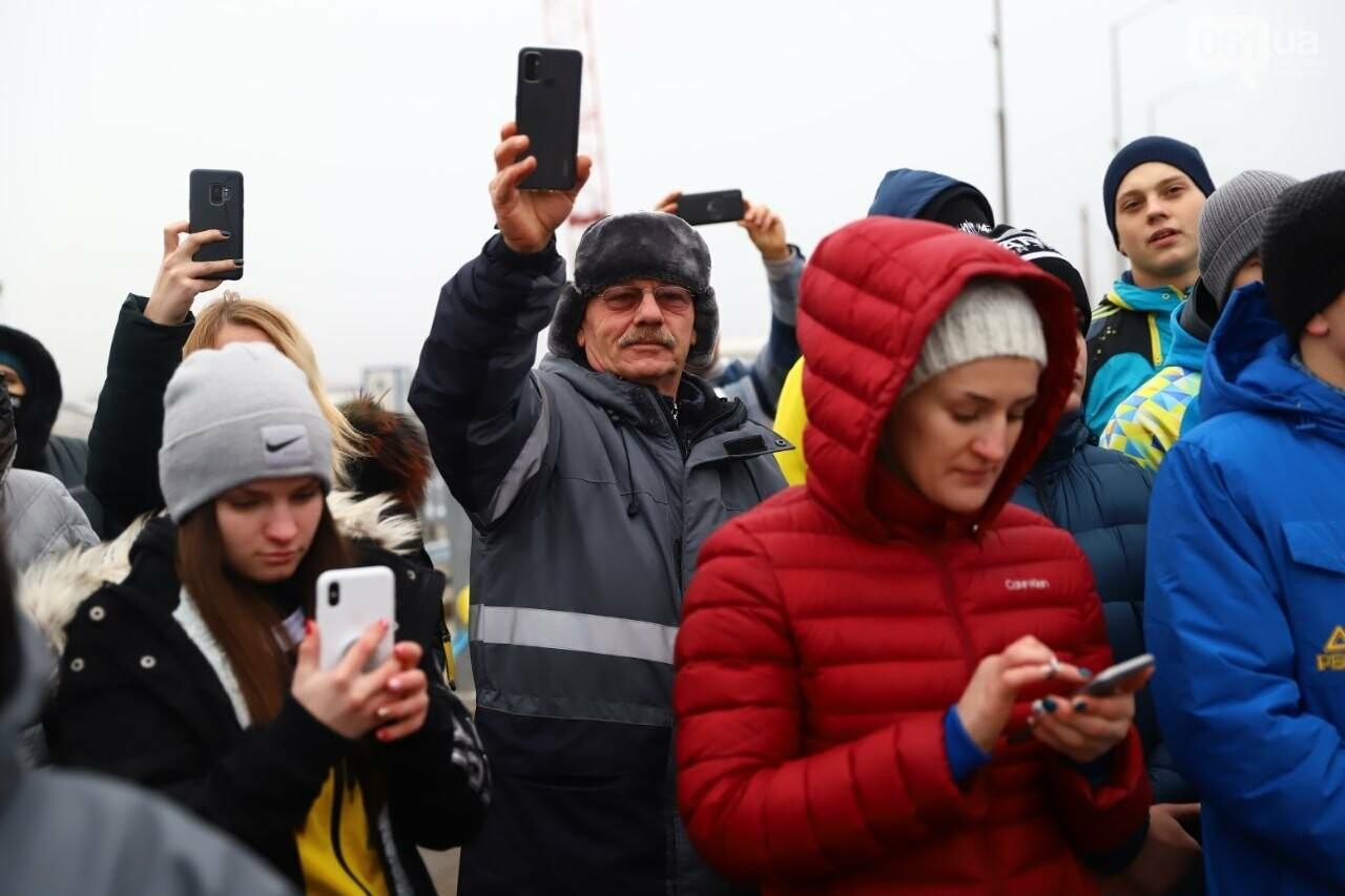 Запорожский губернатор вывел на пробежку спортсменов и депутатов, - ФОТОРЕПОРТАЖ, фото-9
