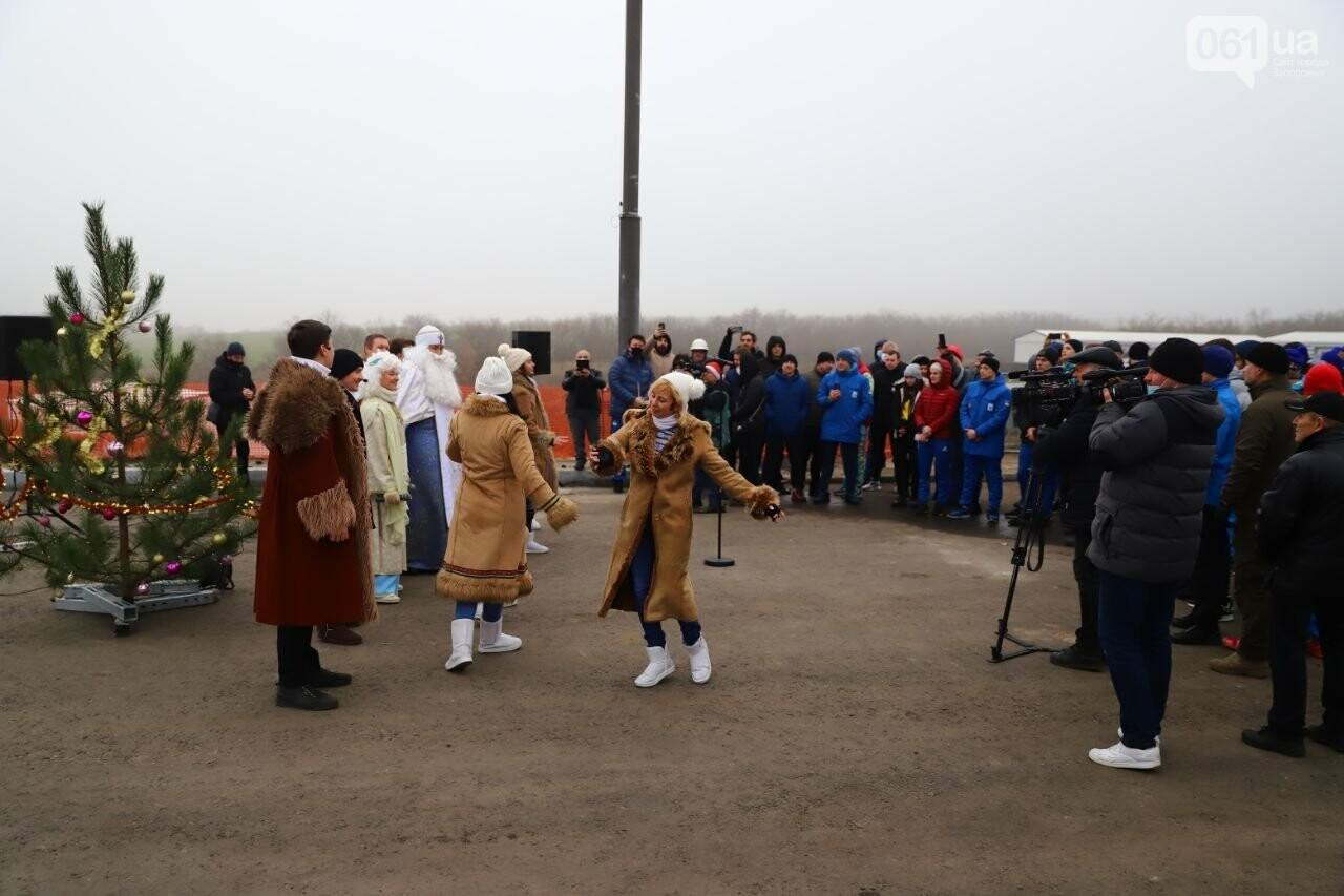 Запорожский губернатор вывел на пробежку спортсменов и депутатов, - ФОТОРЕПОРТАЖ, фото-11