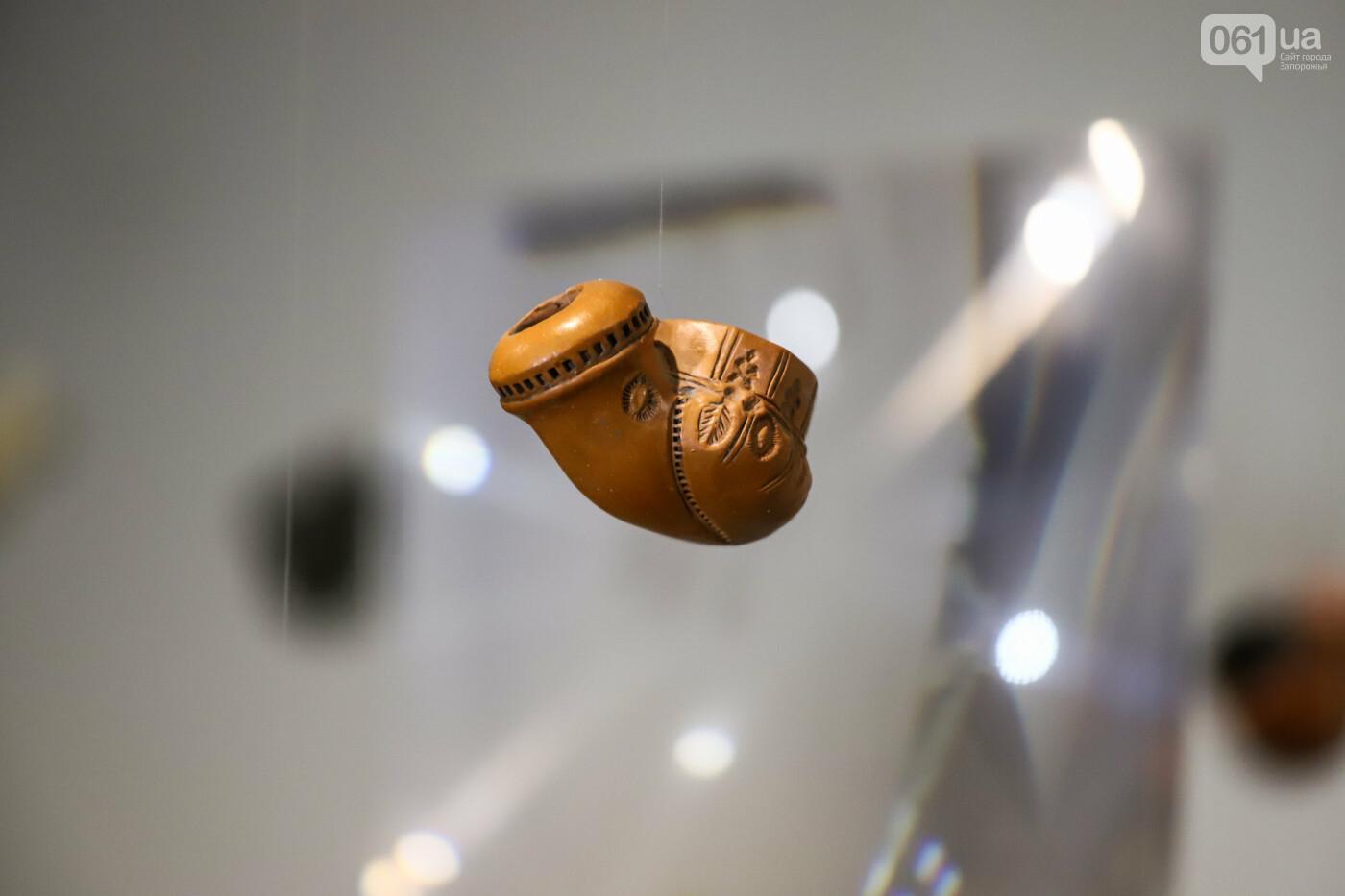 На Запорожской Сечи пополнилась уникальная коллекция казацких люлек: что курили казаки и о чем может рассказать трубка, фото-7