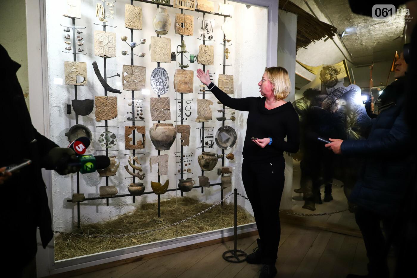 На Запорожской Сечи пополнилась уникальная коллекция казацких люлек: что курили казаки и о чем может рассказать трубка, фото-12
