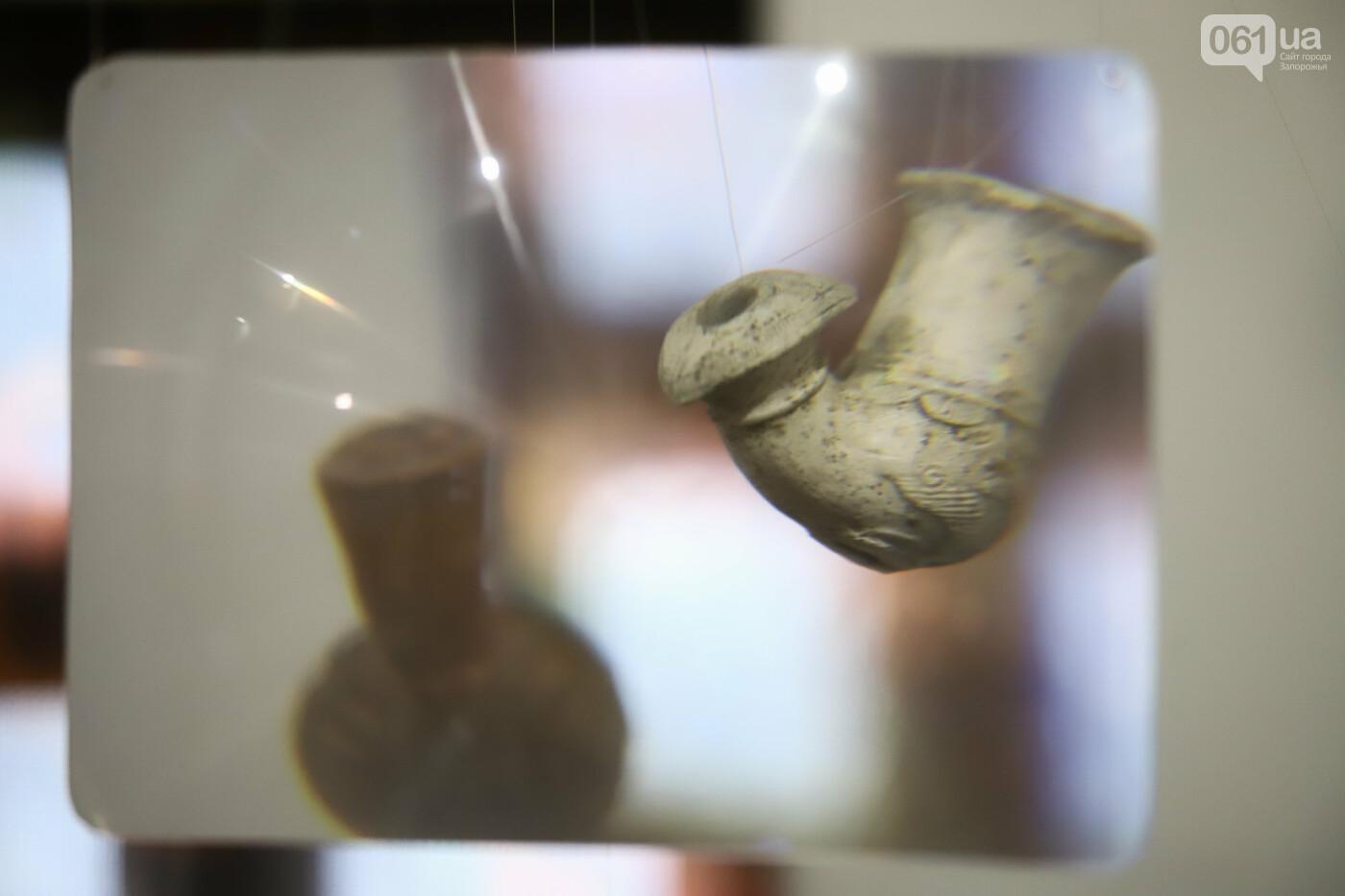 На Запорожской Сечи пополнилась уникальная коллекция казацких люлек: что курили казаки и о чем может рассказать трубка, фото-10