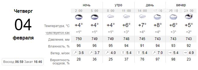 screenshot117 601acde7281a2 - Синоптики обещают запорожцам дождь и сильный туман