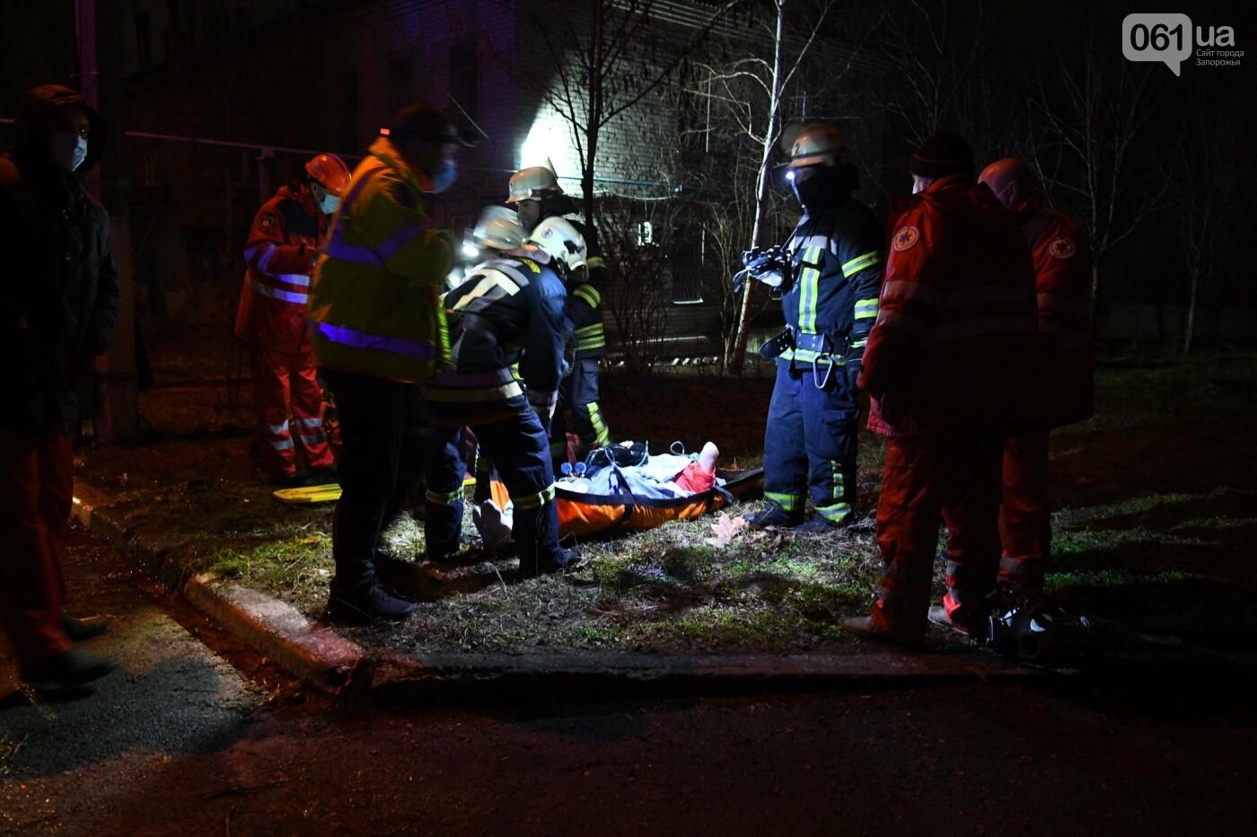 Пожар в Запорожской инфекционной больнице: все подробности происшествия, - ФОТОРЕПОРТАЖ , фото-2