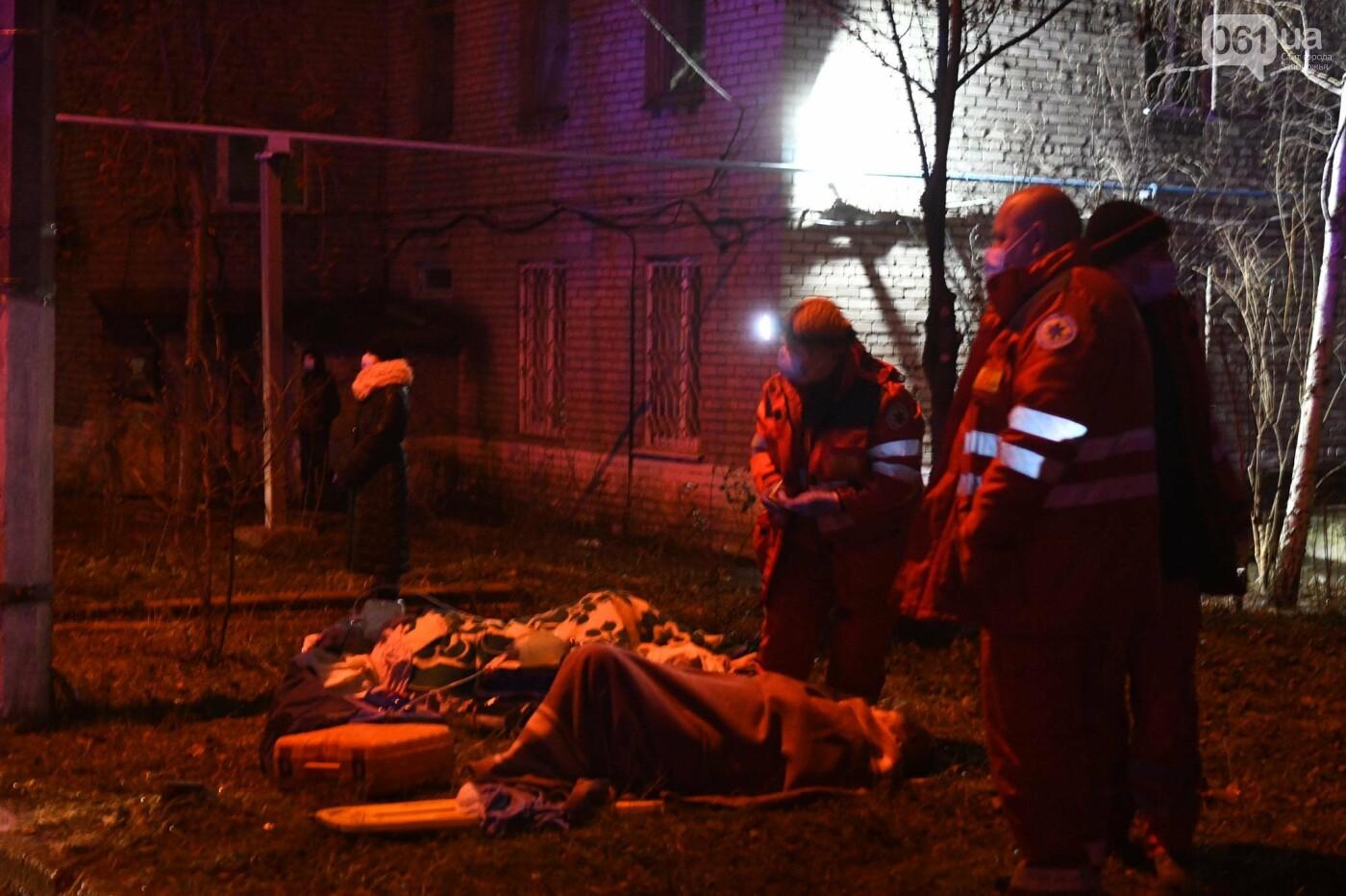 Пожар в Запорожской инфекционной больнице: все подробности происшествия, - ФОТОРЕПОРТАЖ , фото-3